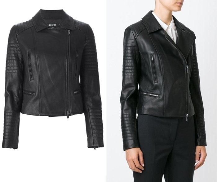DKNY Biker Jacket