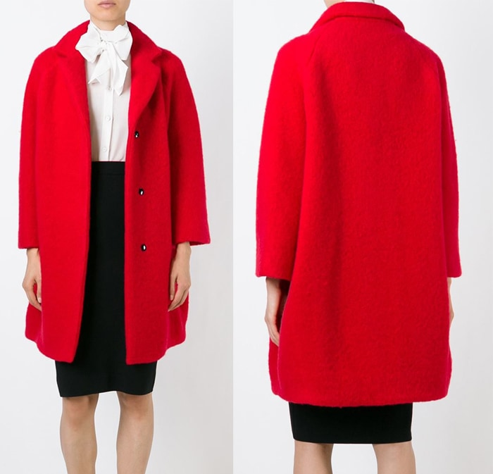 Gianluca Capannolo Oversized Coat