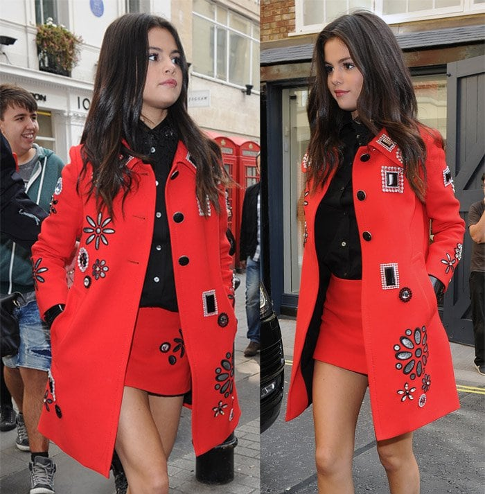 Selena Gomez Marc Jacobs Coat3