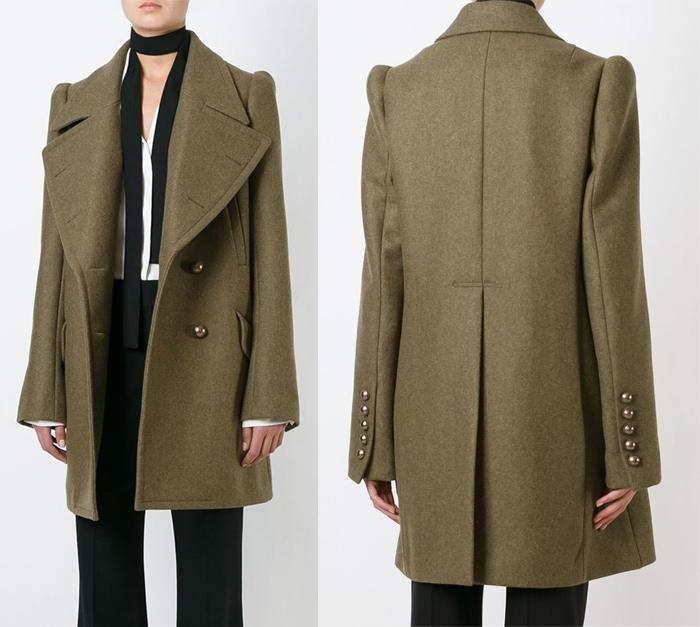 Chloe Classic Coat