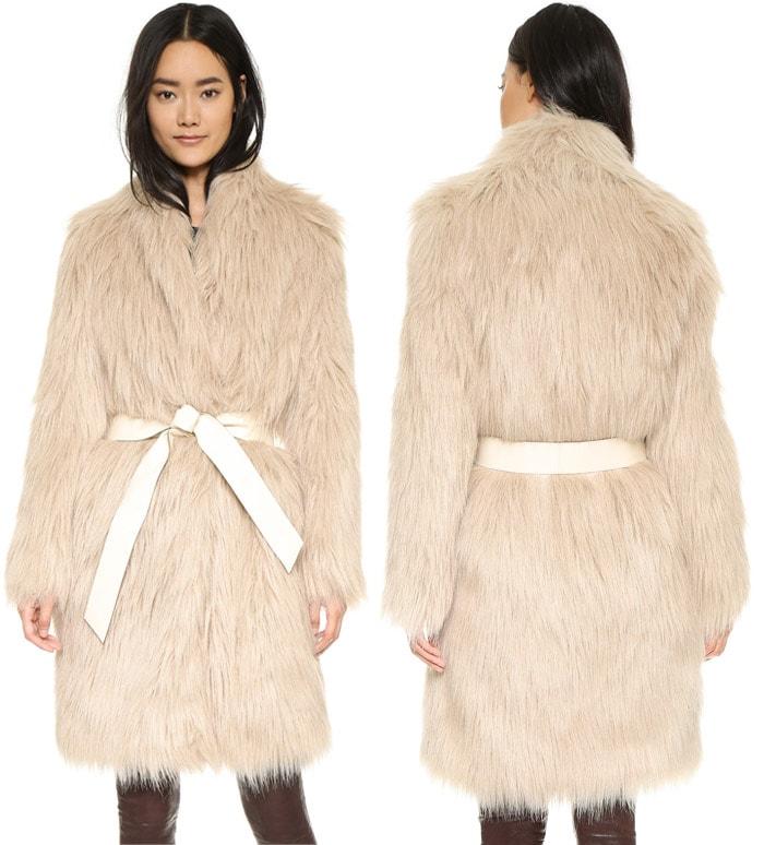 By Malene Birger Katinca Faux Fur Coat