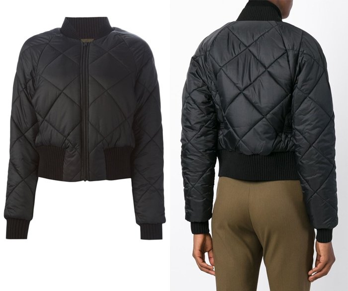 MM6 Maison Margiela Reversible Bomber Jacket