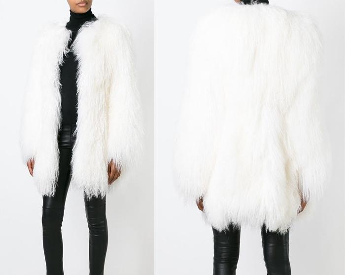 Philipp Plein Milena Coat