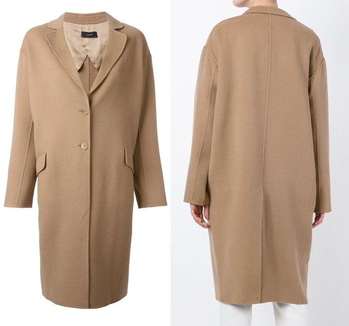 Joseph Oversized Coat