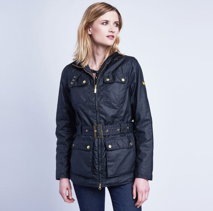 Barbour jacket for women