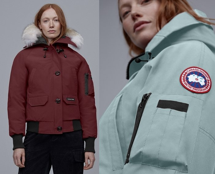 The iconic Chilliwack Bomber jacket provides the durability, warmth, and mobility that these pilots needed when working on Arctic runways