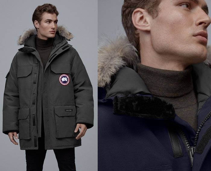 Whether your next journey is through a frozen urban jungle or across uncharted ice fields, with the Canada Goose Expedition Parka you get the performance that is proven at the South Pole each year by the National Science Foundation division of Polar Research