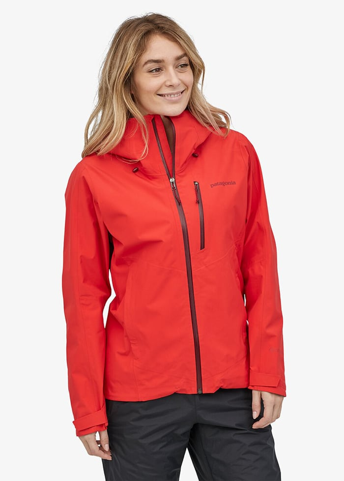 Understated but packed with technologies that can keep you armed and dry all year round