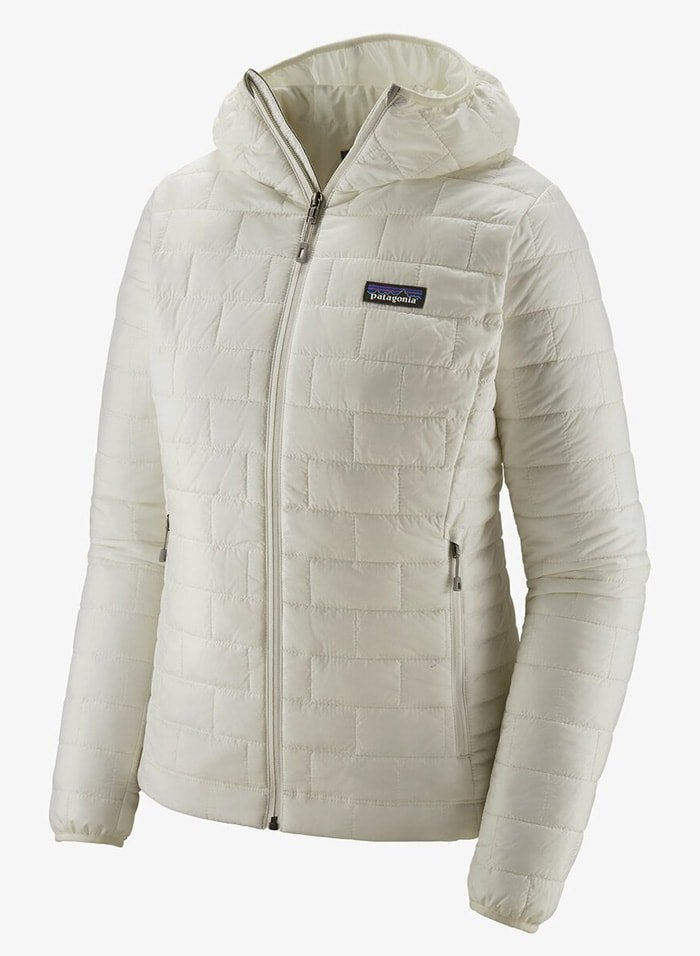 It uses highly-compressible 60g PrimaLoft Gold Insulation Eco wrapped in a 100% recycled polyester shell and lining