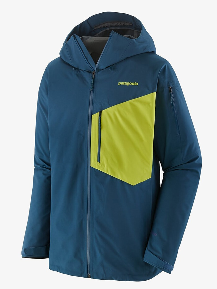 The Snowdrifter will keep you dry and comfortable in all weather conditions