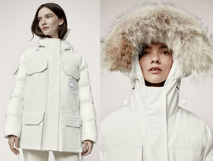 The Standard Expedition Parka sets the standard for the future of sustainable outerwear at Canada Goose