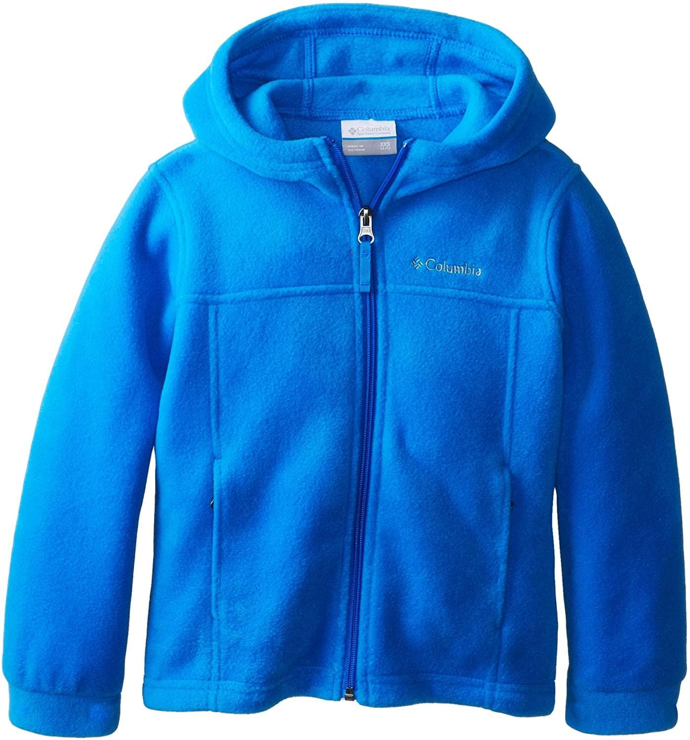 Columbia has a mini version of the Steens Mountain II fleece jacket for the boys