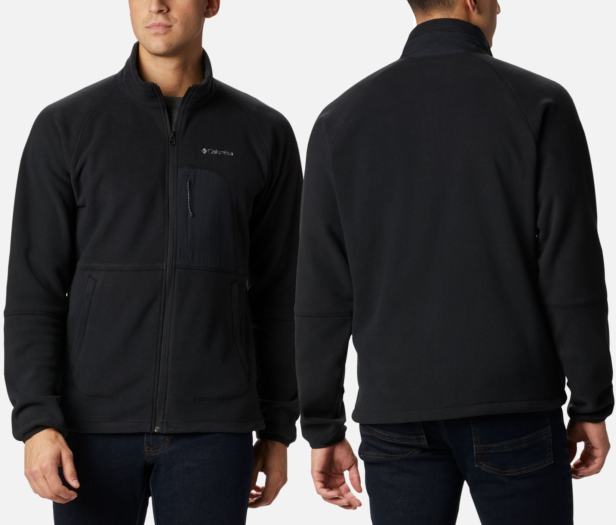 The Rapid Expedition jacket combines design with functionality as it boasts a lot of zipped pockets