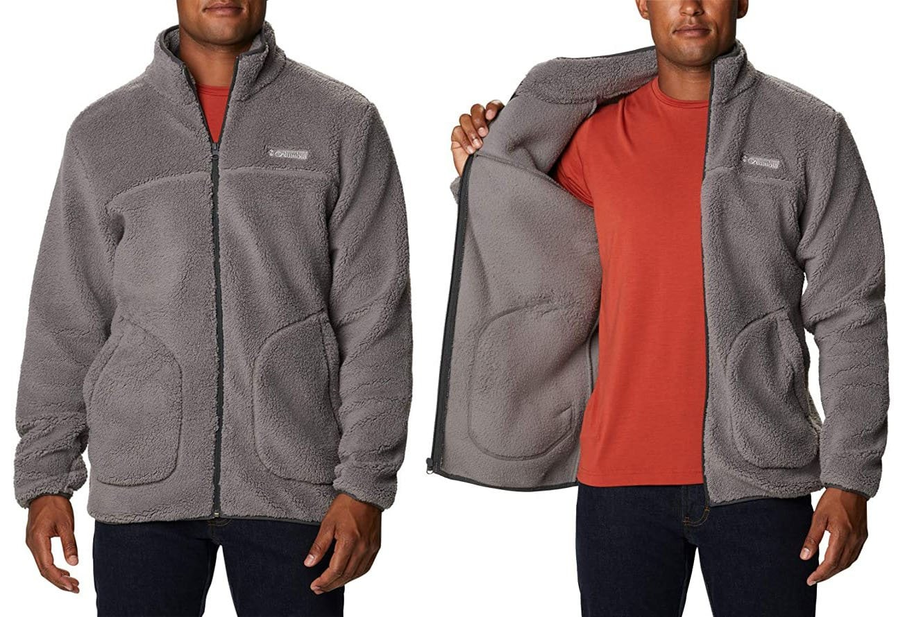 The Rugged Ridge II has a loose fit so you can layer it comfortably over a sweatshirt