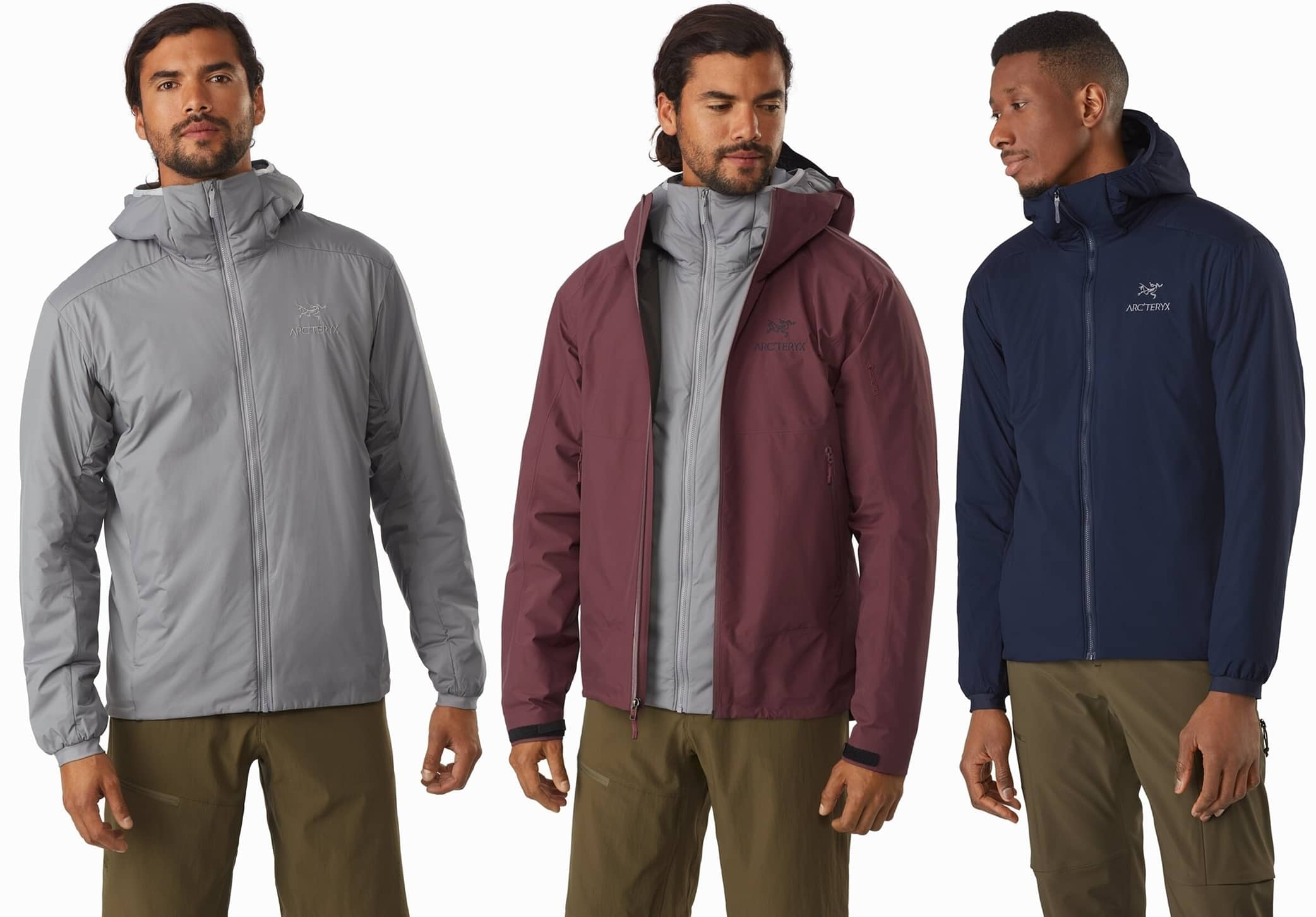 Light, versatile synthetically insulated hoody works as a midlayer and standalone