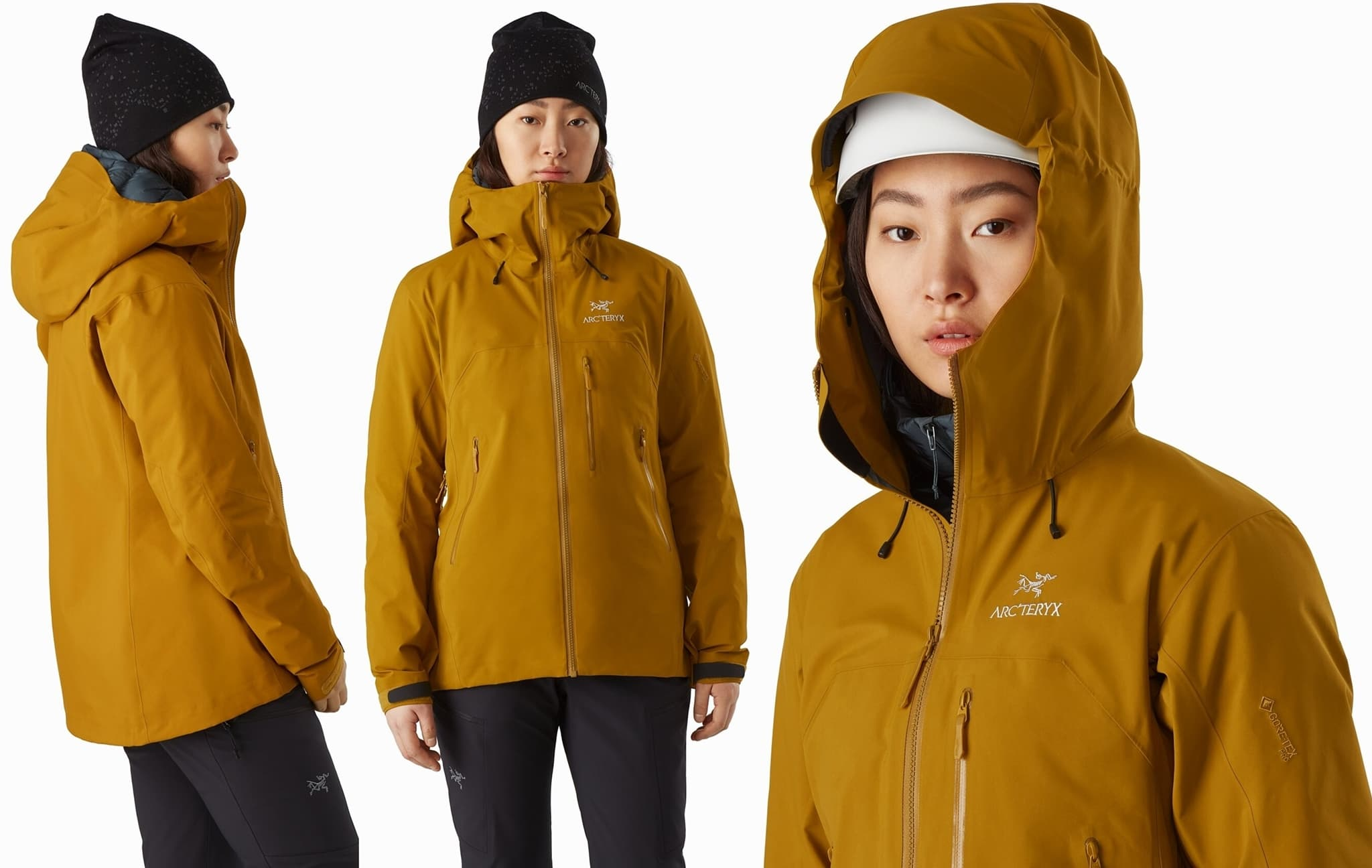 Durable, highly versatile GORE-TEX PRO jacket for severe alpine conditions