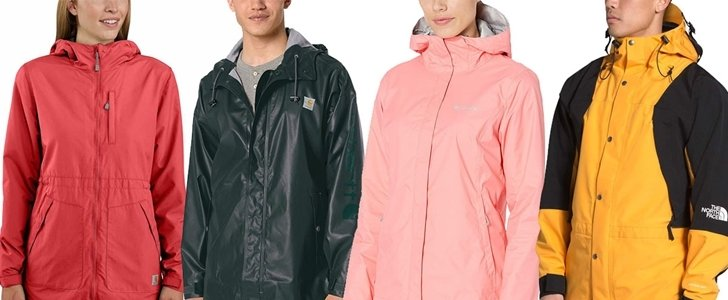 The 10 Best Lightweight Rain Jackets For Men and Women in 2021