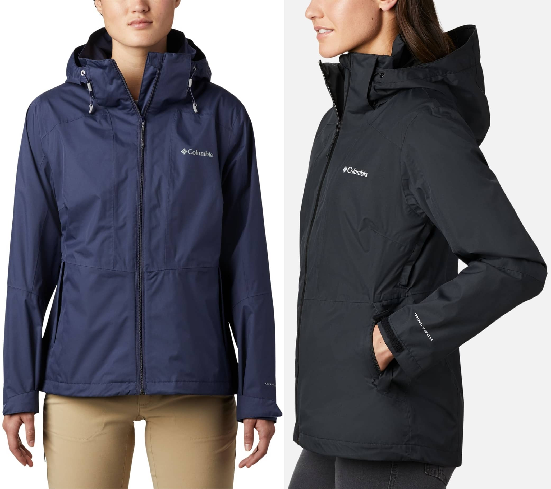 A bold rain jacket with the waterproof-breathability you need to stay comfortable